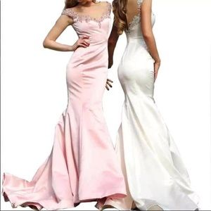 SHERRI Hill Prom Pageant Gown